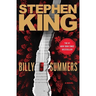 Billy Summers - by Stephen King (Hardcover)