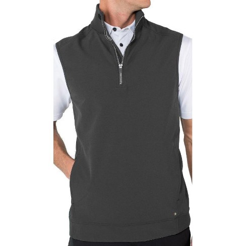 Men's Arnold Palmer Reunion 1/4-Zip Pullover Vest - image 1 of 1