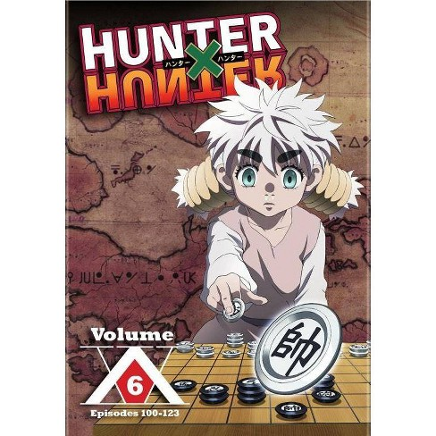 Hunter X Hunter: Collection 6 (DVD) - image 1 of 1