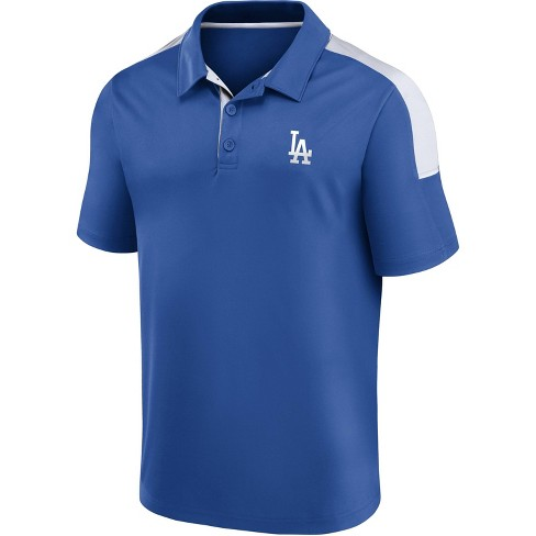 MLB Los Angeles Dodgers Men's Polo Shirt  - image 1 of 3