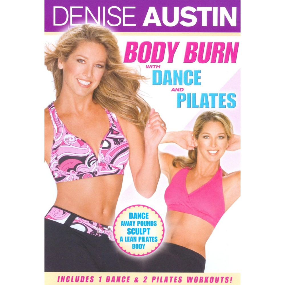 Denise Austin:Body Burn With Dance An (Dvd)