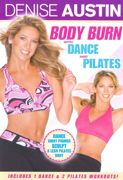 Denise austin:Body burn with dance an (DVD) - image 1 of 1