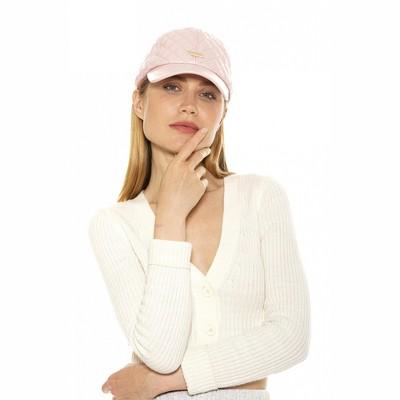Alexia Admor Samantha Pleather Baseball Hat