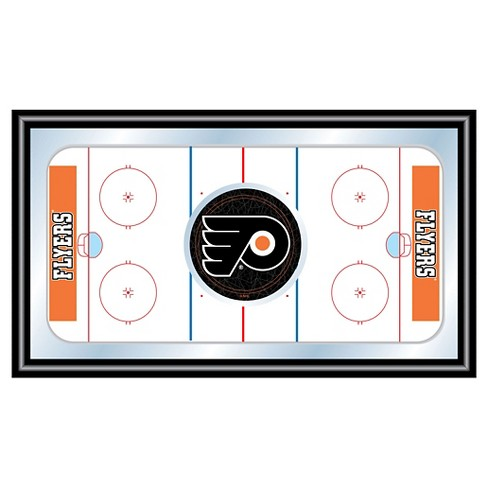 Philadelphia Flyers Team Logo Wall Mirror - image 1 of 1