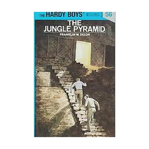 Hardy Boys 56: The Jungle Pyramid - by  Franklin W Dixon (Hardcover) - image 1 of 1