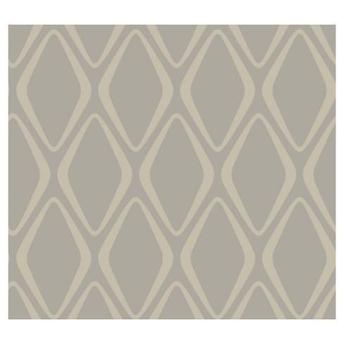 Devine Color Diamond Peel & Stick Wallpaper - image 1 of 4