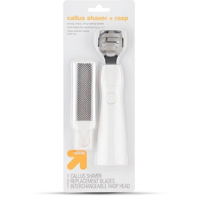 Callus Shaver - 1ct - up & up™