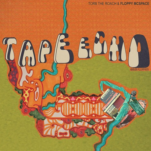 Torb The Roach - Tape Echo:Gold Floppies (Vinyl) - image 1 of 1