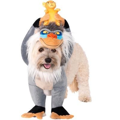 Rubies The Lion King: Rafiki And Simba Pet Costume
