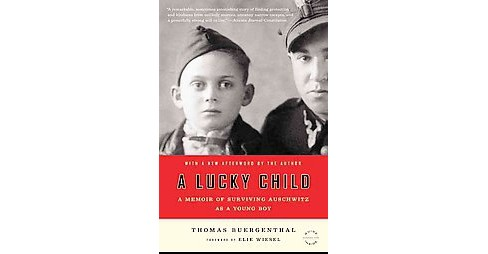 A Lucky Child (Expanded) (Paperback) by Thomas Buergenthal - image 1 of 1