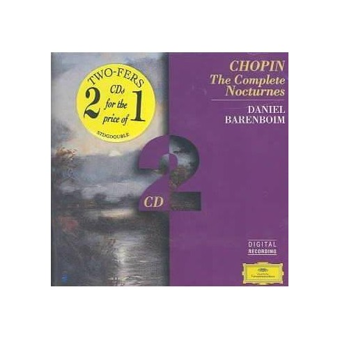 Chopin - Chopin: Complete Nocturnes (CD) - image 1 of 2