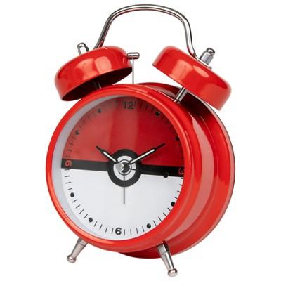 Accutime Watch Corp. Pokemon Pokeball Alarm Clock