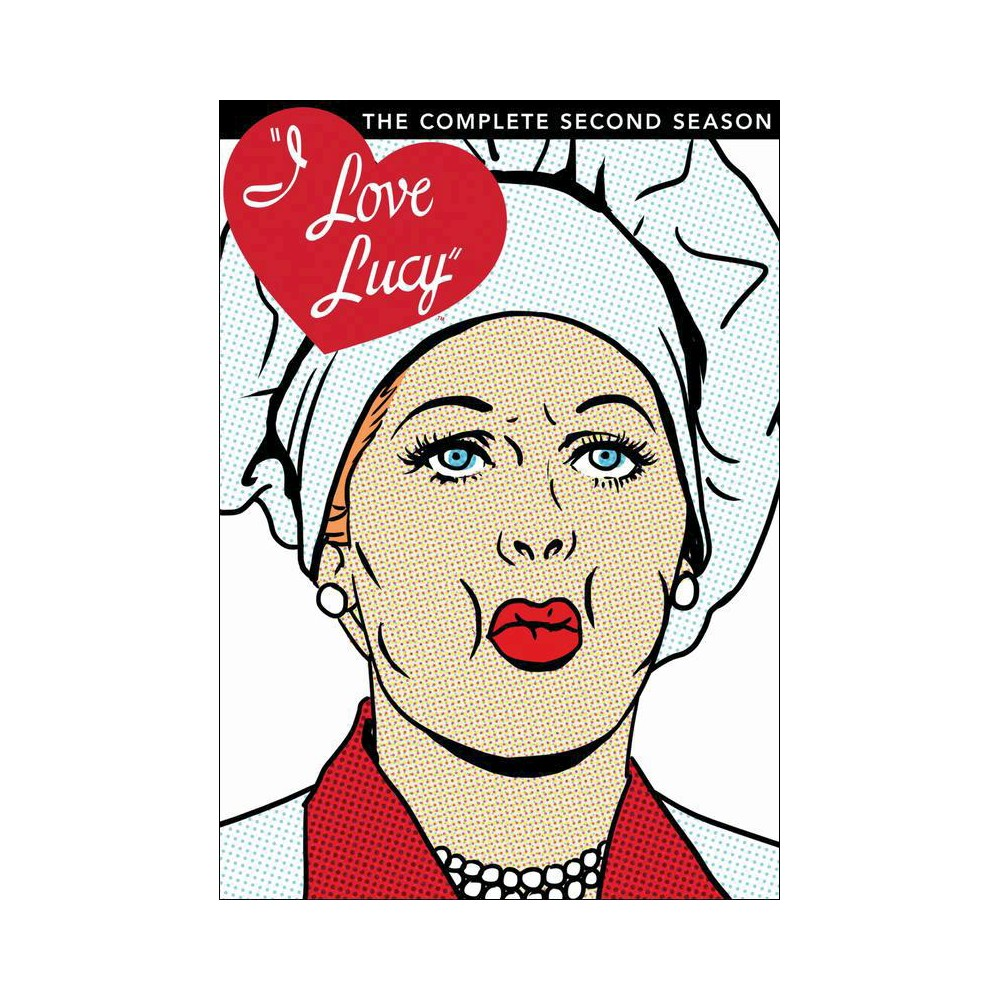 I Love Lucy: The Complete Second Season [5 Discs]