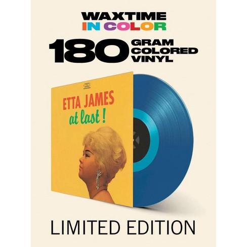 Etta James - At Last! (Vinyl) - image 1 of 1