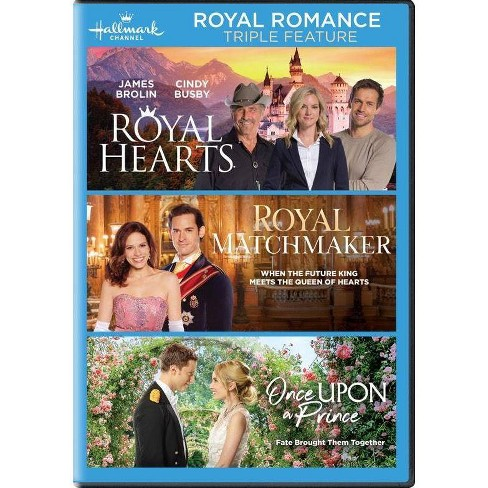 Royal Romance Triple Feature (DVD) - image 1 of 1