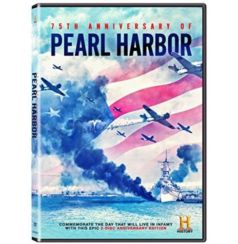 75th Anniversary Of Pearl Harbor (DVD) - image 1 of 1