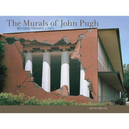 The Murals of John Pugh - by  Kevin Bruce (Hardcover) - image 1 of 1