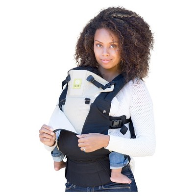 LILLEbaby 6-Position COMPLETE All Seasons Baby & Child Carrier - Black/Camel