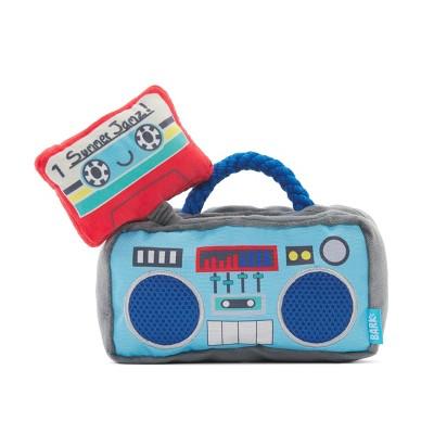 BARK Boombox Dog Toy - Summer Jamz Boombarks
