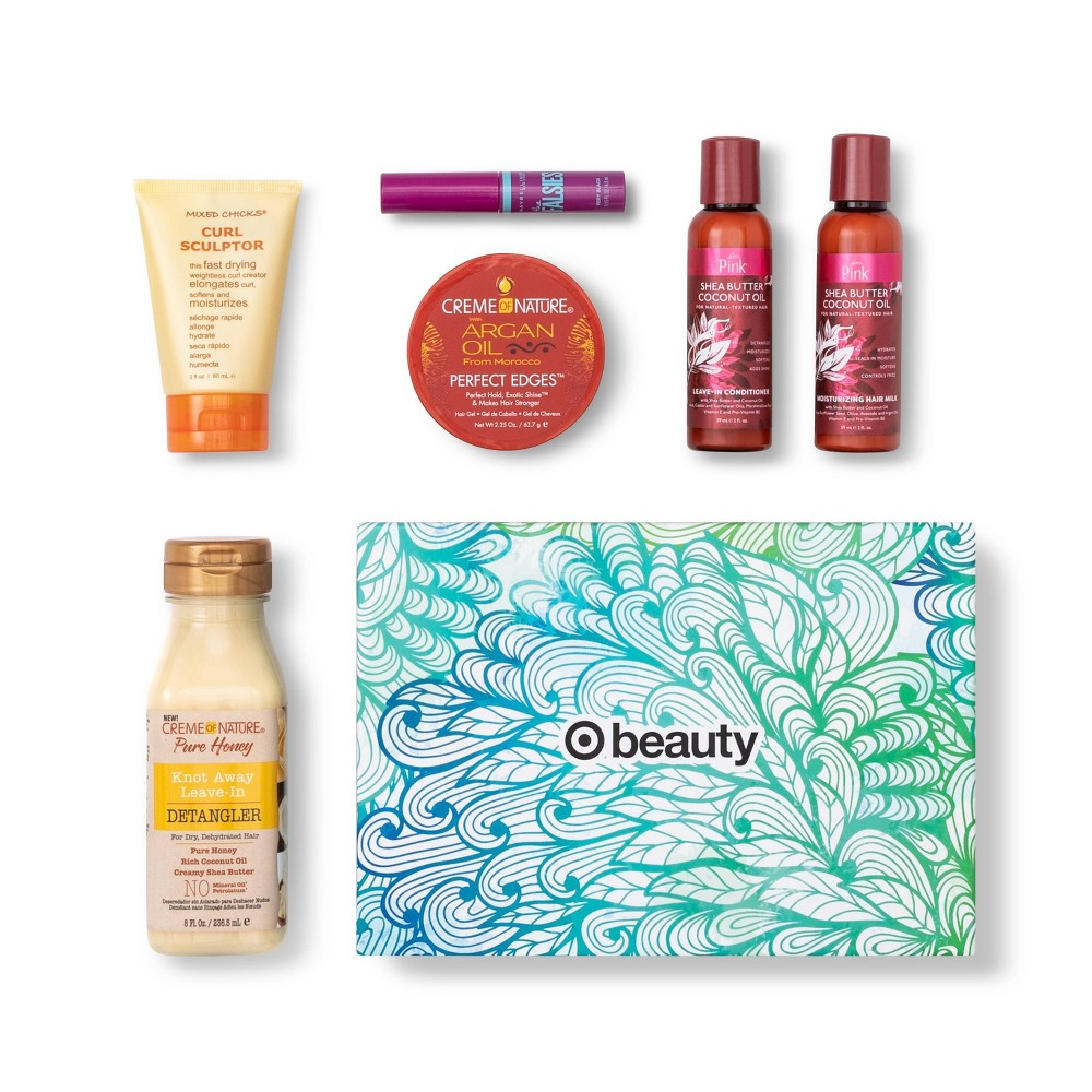 Image of Target Beauty Box - November - Curly