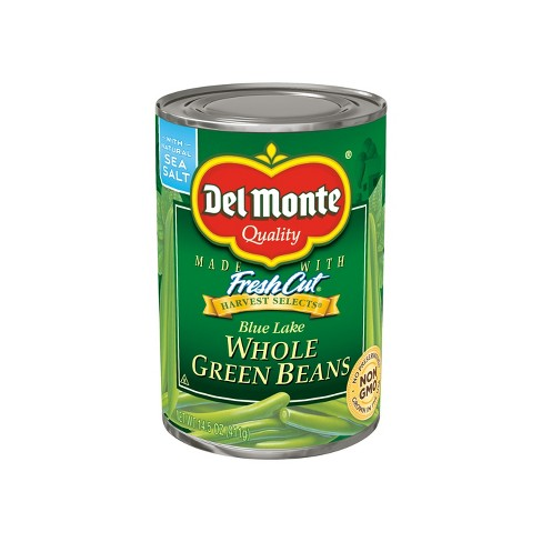 Del Monte Fresh Cut Whole Green Beans 14.5 oz - image 1 of 1