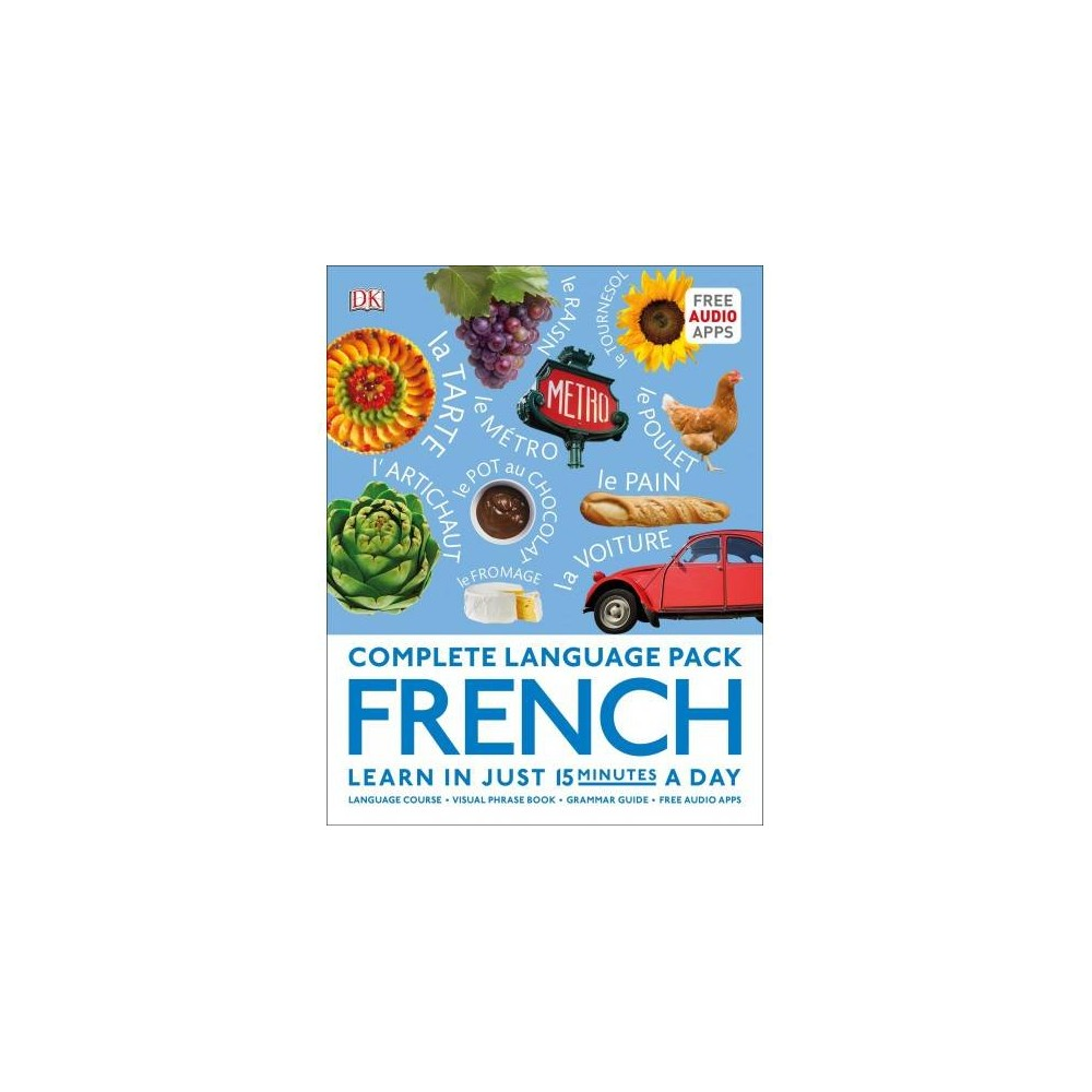 Complete Language Pack French - (Complete Language Pack) (Hardcover)