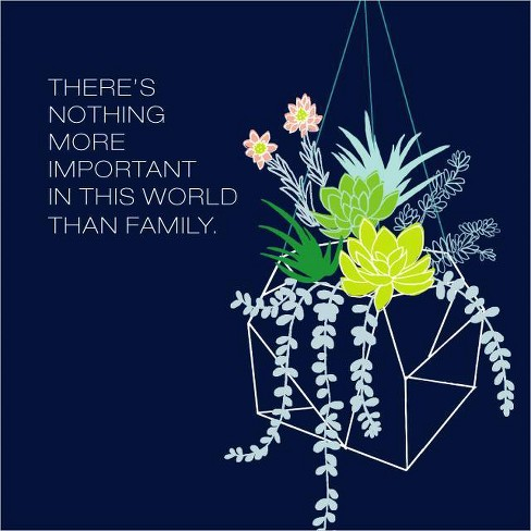 Hanging Plant Birthday Card - image 1 of 4