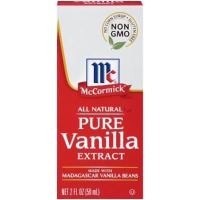 McCormick Pure Vanilla Extract - 2oz