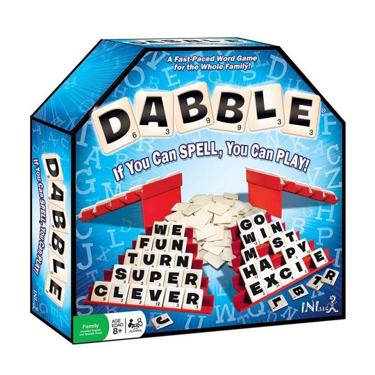 Dabble Word Game, board games image number null