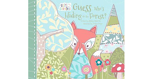 Guess Who's Hiding in the Forest? (Hardcover) (Ashley Rideout) - image 1 of 1