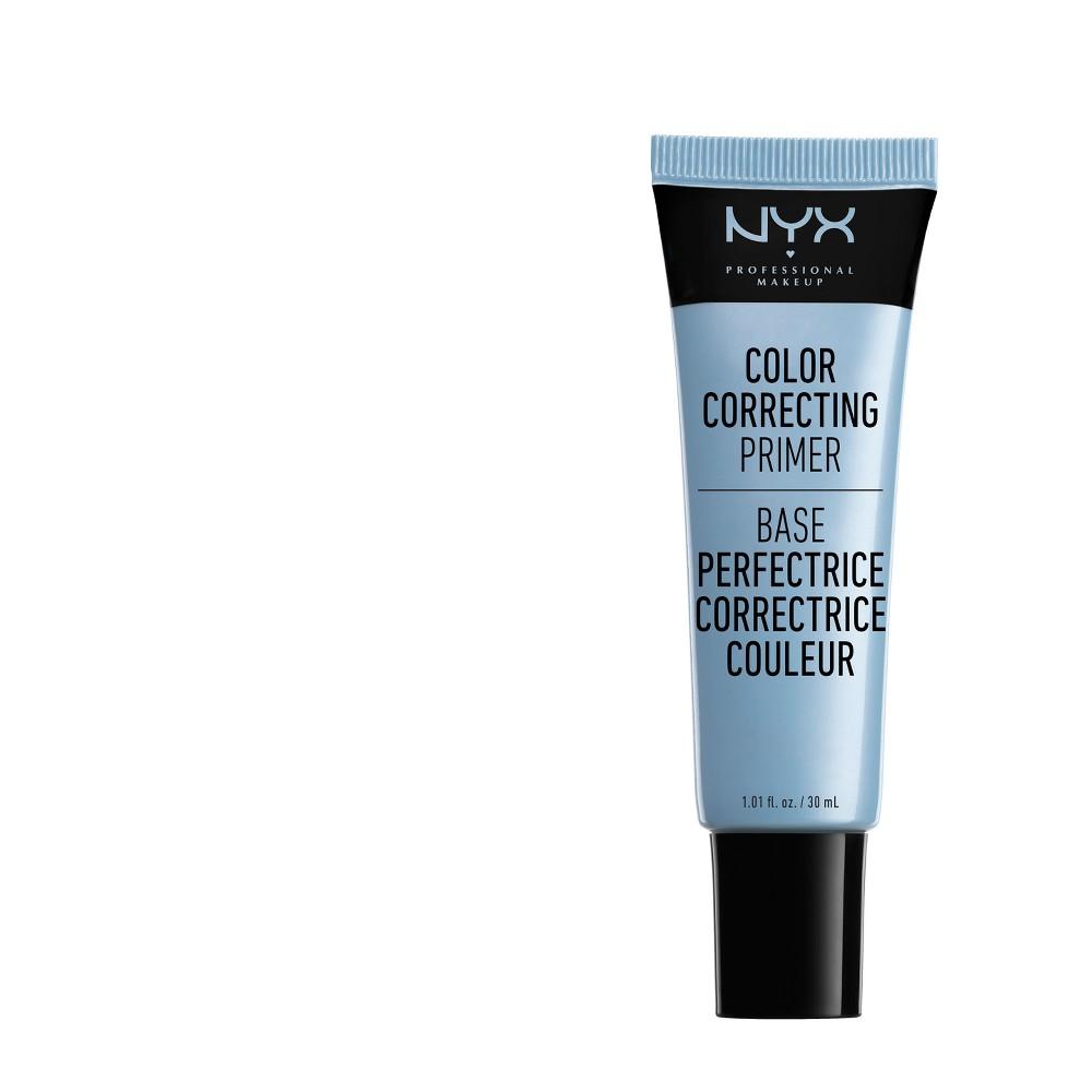 Nyx Professional Makeup Color Correcting Liquid Primer Blue - 1.01 fl oz