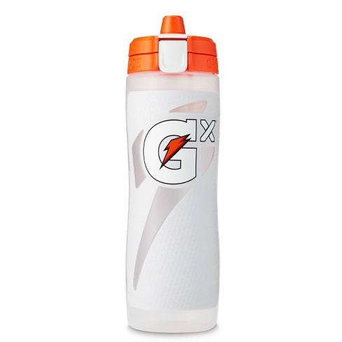 Gatorade 30oz GX Water Bottle - White - image 1 of 3