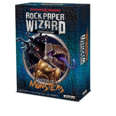 Dungeons & Dragons - Rock Paper Wizard - Fistful of Monsters Expansion Board Game