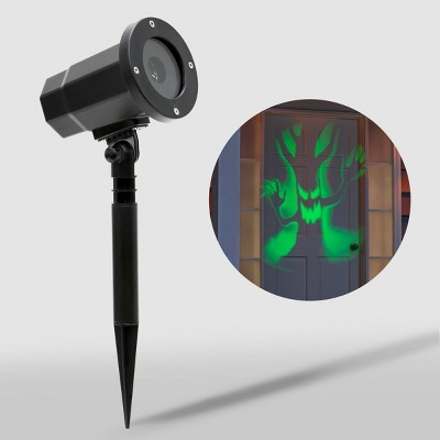Philips LED 3D Green Spooky Tree Halloween Motion Projector