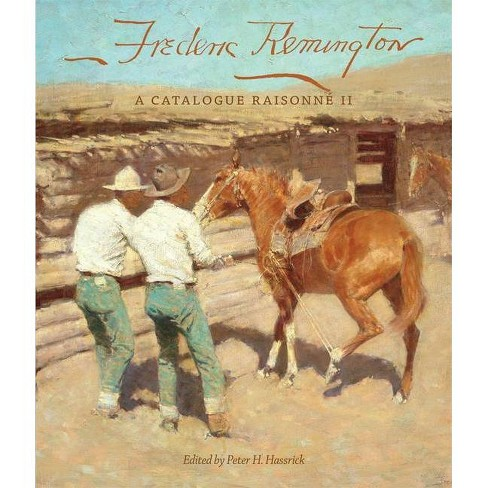 FREDERIC REMINGTON HUNTING HORSES DINNER FOR THE RANCH