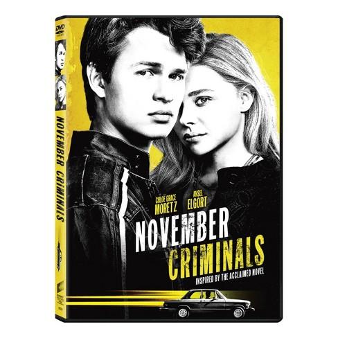 November Criminals (DVD) - image 1 of 1