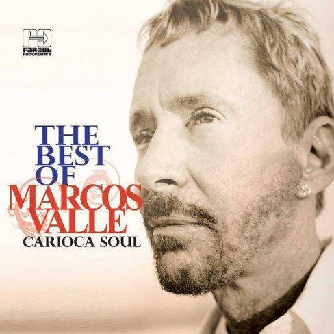 Valle marcos - Best of marcos valle: carioca soul (CD) - image 1 of 1