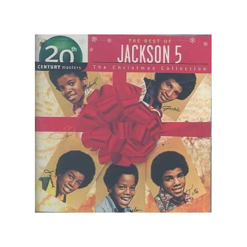 Jackson 5 Christmas.Jackson 5 The 20th Century Masters The Christmas Collection The Best Of The Jackson 5 Cd