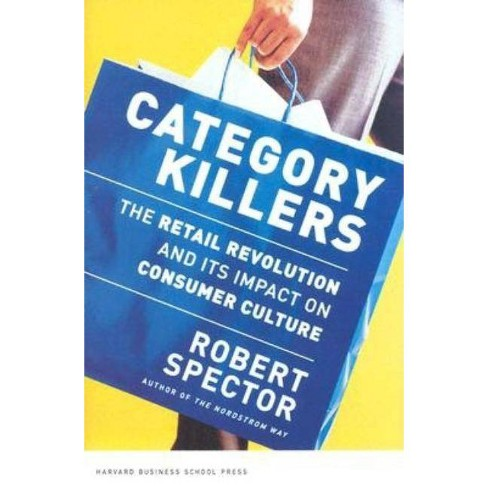 Category Killers - by  Robert Spector (Hardcover) - image 1 of 1