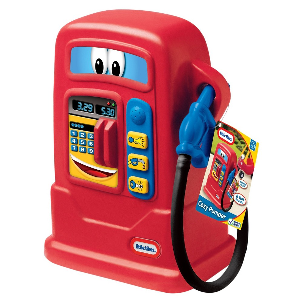 Little Tikes Cozy Pumper, toy tools