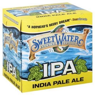 SweetWater IPA Beer - 12pk/12 fl oz Bottles