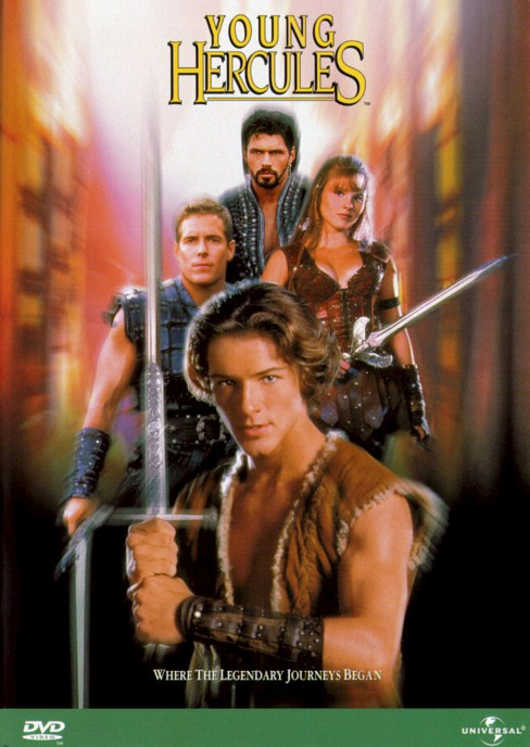 Young Hercules (DVD) - image 1 of 1