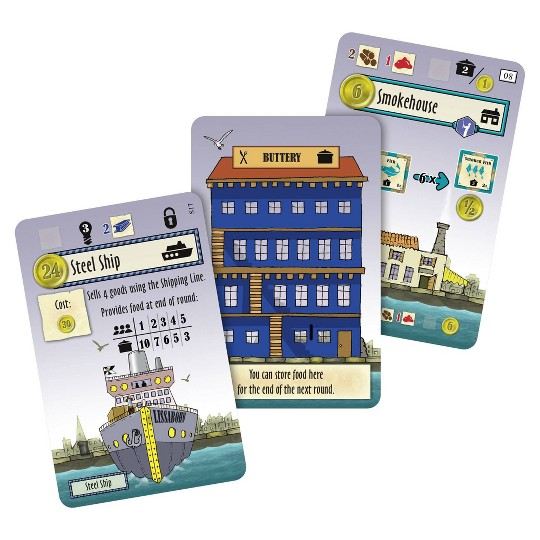 Lookout Le Havre Board Game image number null