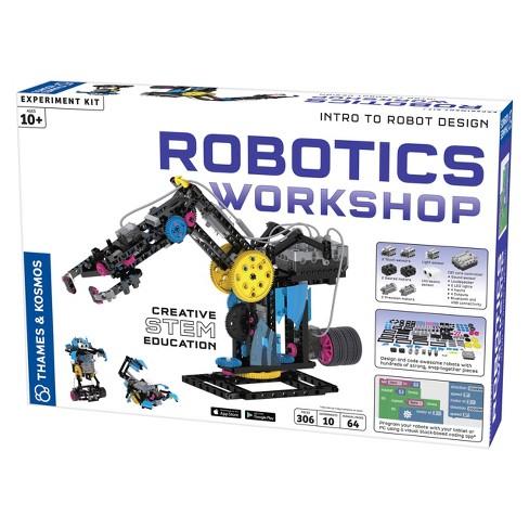Thames Kosmos Robotics Workshop Target