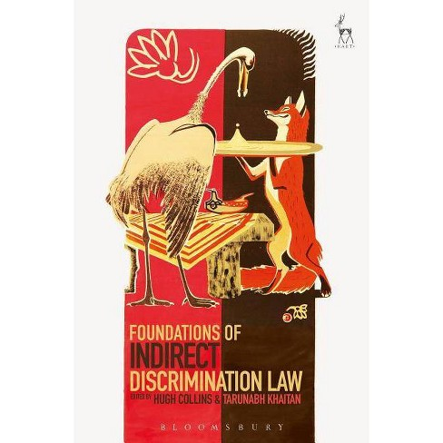 Foundations of Indirect Discrimination Law - (Hardcover) - image 1 of 1