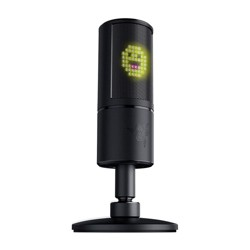 Razer Seiren Emote USB Microphone for Streaming - 8-bit Emoticon LED Display
