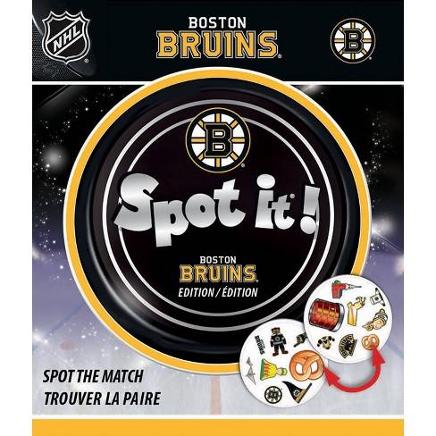 NHL Boston Bruins Spot It Game - image 1 of 3