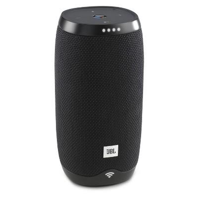 JBL Link 10 Portable Bluetooth Speaker with Google Assistant Built-in - Black (JBLLINK10BLKUS)
