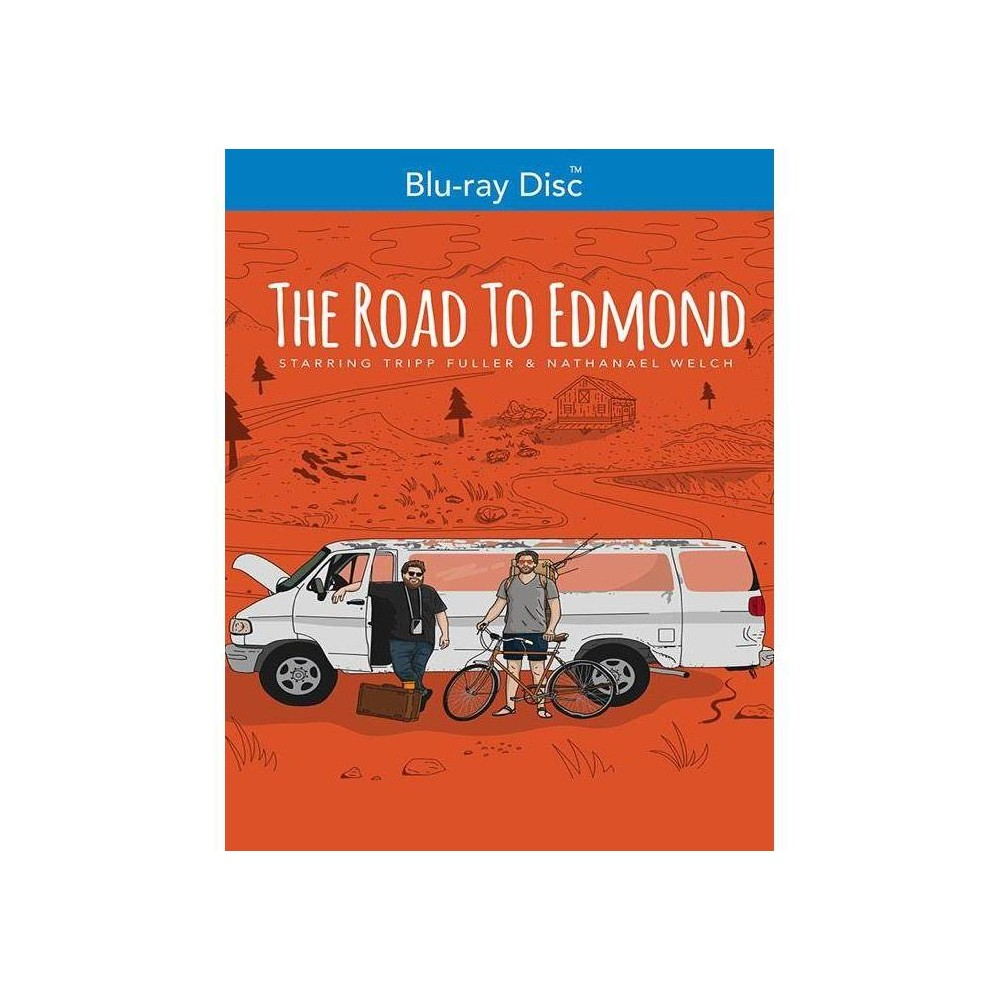 The Road To Edmond Blu Ray