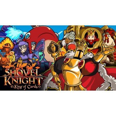 Shovel Knight: King of Cards - Nintendo Switch (Digital)